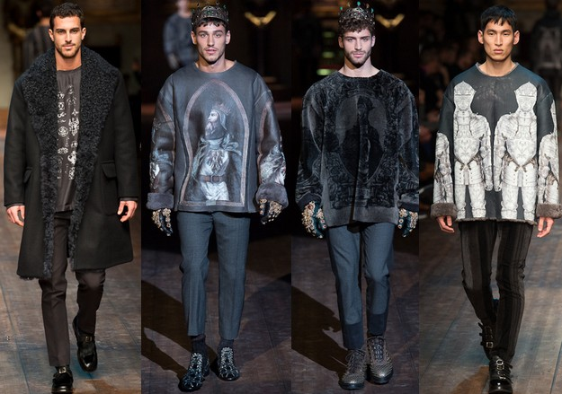 DOLCE-GABBANA-FALL-WINTER-2014-2015-MENSWEAR-MILAN--2-